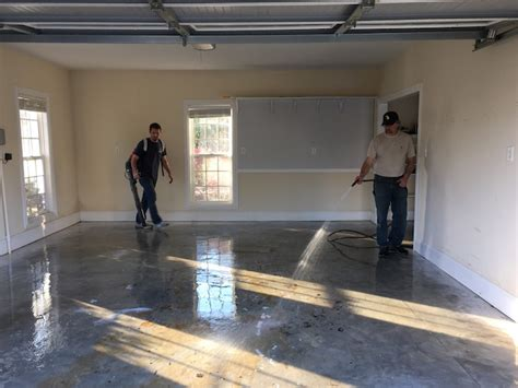 RockSolid Garage Floor Coating » Rogue Engineer