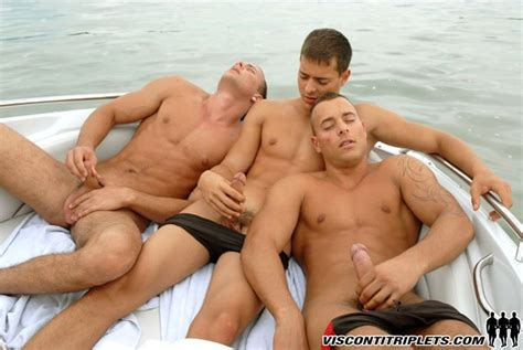Free Gay Sex Photos Visconti Boating From Visconti Triplets At Justusboys Gallery