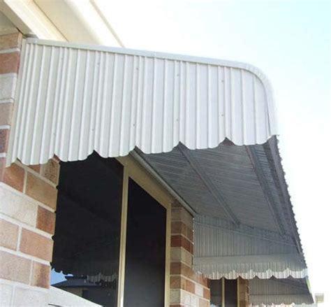 window awnings sunshine coast steel canopy awnings noosa screens and curtains screens