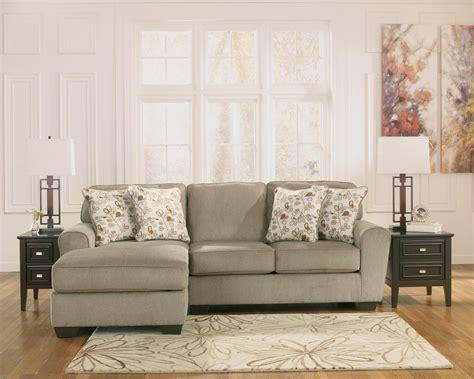 ashley patina sectional patola park patina 12900 by ashley furniture del sol