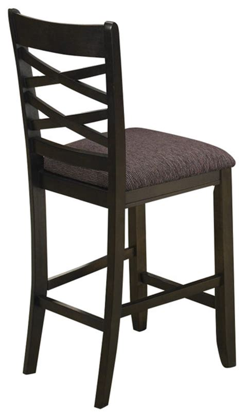 25 inch bar stools liberty furniture bistro ii 25 5 inch counter height stool