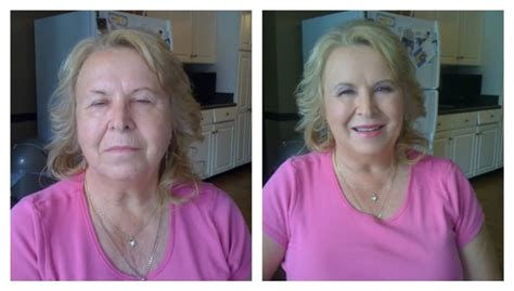 before and after makeovers for women 40 before after makeup for women over 40 by lisa johnson
