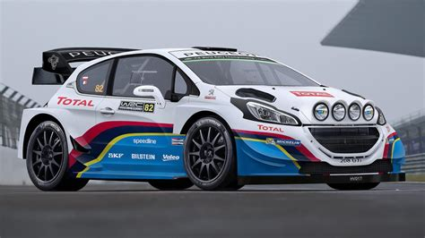 Wrc Auto by This Is What A 2017 Peugeot Wrc Car Looks Like Top Gear