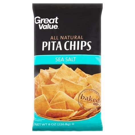 Pita 3 In 1 pita chips