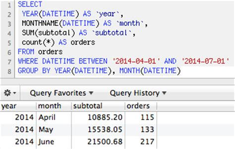 mysql select date format year freelance web developer jules gravinese