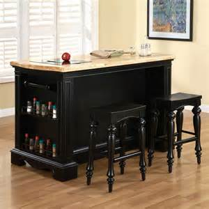 Portable Kitchen Islands by Portable Kitchen Island With Seating Intended For