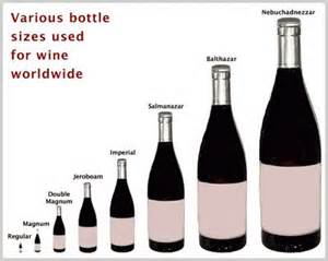 wine bottle sizes neethlingshof