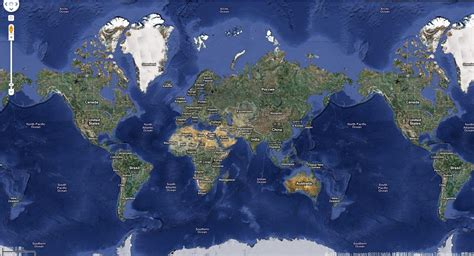 world map with country name satellite world map free large images