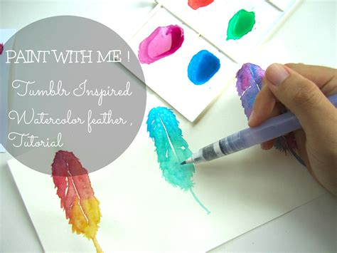 watercolor tutorial tumblr paint with me watercolour illustration 1 tumblr
