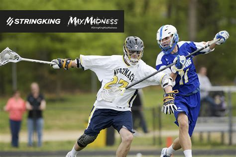 backyard lacrosse merrimack makes it to the big stage in its own backyard