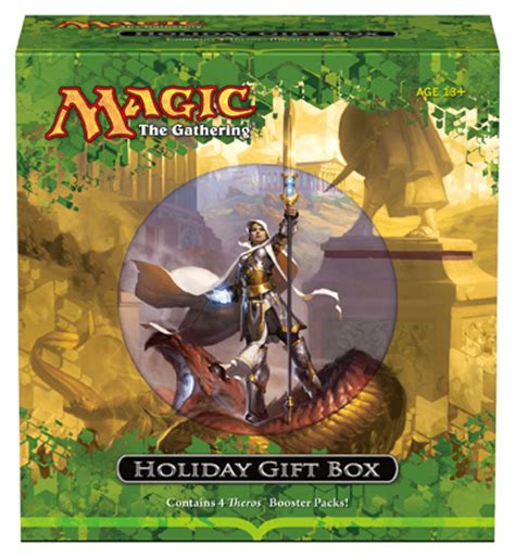 Mtg Booster Box Giveaway - win magic the gathering holiday gift box giveaway capsule computers