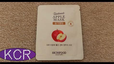 Skinfood Freshmade Apple Mask маска с экстрактом красных яблок skinfood freshmade apple