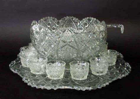 antique glass l repair 25 best punch bowl set ideas on glass