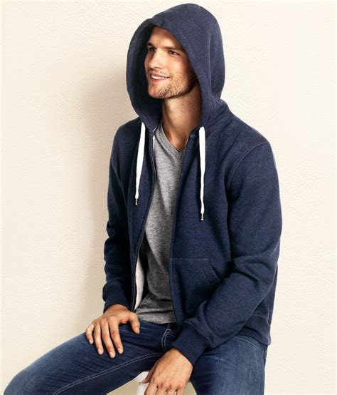 Jaket Casual Jaket Fashion Pria Cz 551 h m hooded jacket in blue for lyst