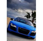 Matte Blue  Audi R8 Cars And Motorcycles Pinterest