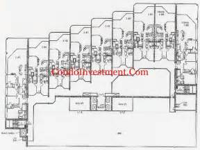 Bedroom Blueprint floor plans for phoenix west condo in orange beach al