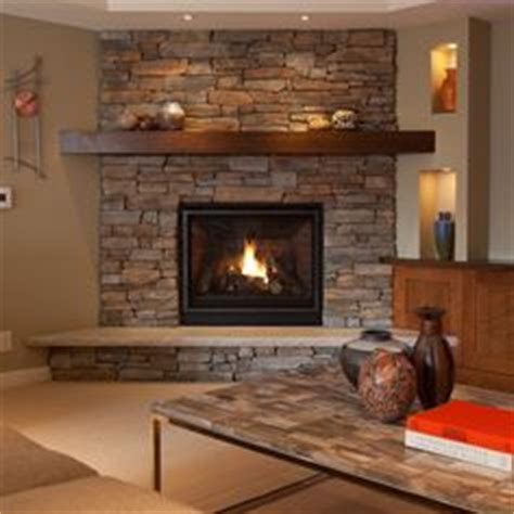 Fireplace on Pinterest   Corner Fireplaces, Hearth and