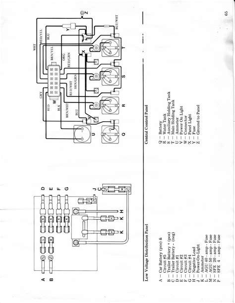 Airstream Wiring Diagram - Wiring Diagram Networks