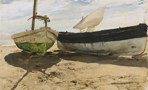 cuadros de sorolla wikipedia file joaqu 237 n sorolla barcas en la playa valencia 1894