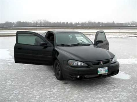 Pontiac Grand Am 99 by 99 Pontiac Grand Am Gt Walk Around 3 12 Quot Kicker Cvr S