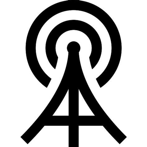 radio antenna  technology icons