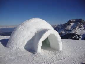eskimo igloo house