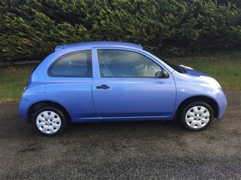 nissan micra 2004 2004 nissan micra for sale in knocklyon dublin from