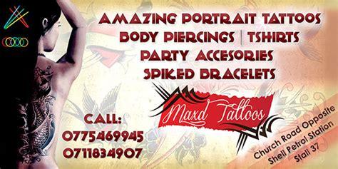 tattoo parlour nairobi maxd tatoos on behance