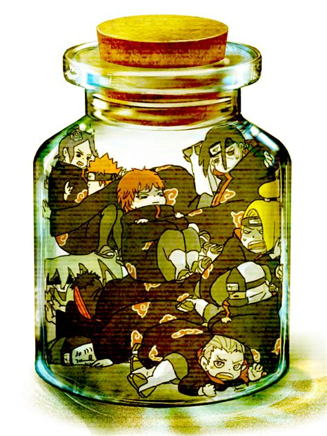 themes naruto jar in a bottle zerochan anime image board