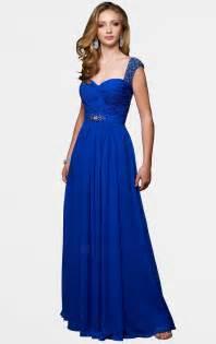 plus size royal blue dress pjbb gown
