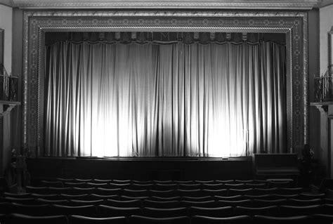black theatre curtains chris vanderwwees mayfair theatre curtain bank street