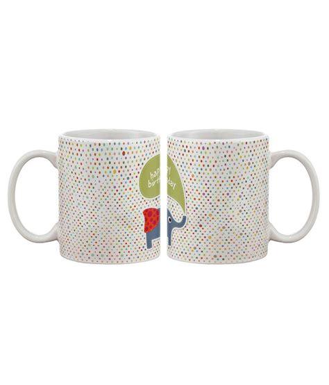 design coffee mug online india artifa happy birthday elephant design coffee mug buy
