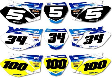 Singlet Printing Motocross Logo yamaha custom printed motocross backgrounds factory pro series
