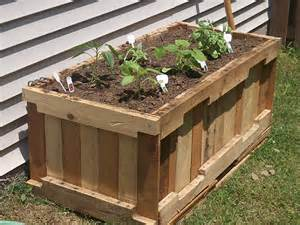how to build your own container garden from reclaimed