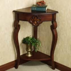 Corner Entry Table Corner Accent Tables Furniture Decoration Ideas Furniture Design