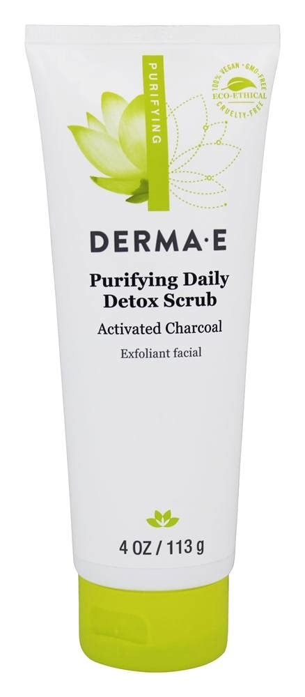 Derma E Purifying Daily Detox Scrub by Derma Fresh Factory Brand Outlets
