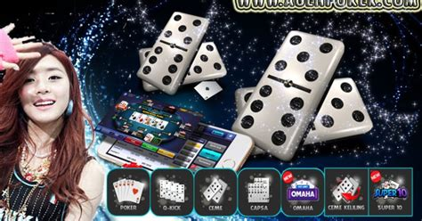 capsa susun idn play terpercaya agenpoker segala game poker