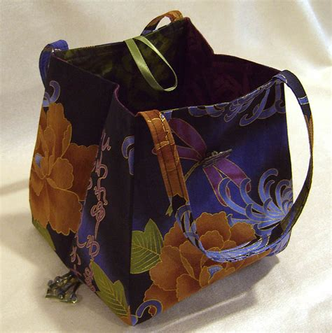 Design Of Handmade Bags - noriko handbag purse pattern lazy designs