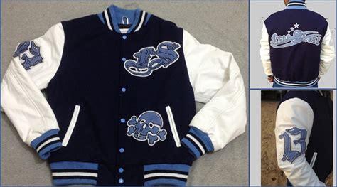 design your own varsity jacket front and back long portfolio custom varsity jackets design your order