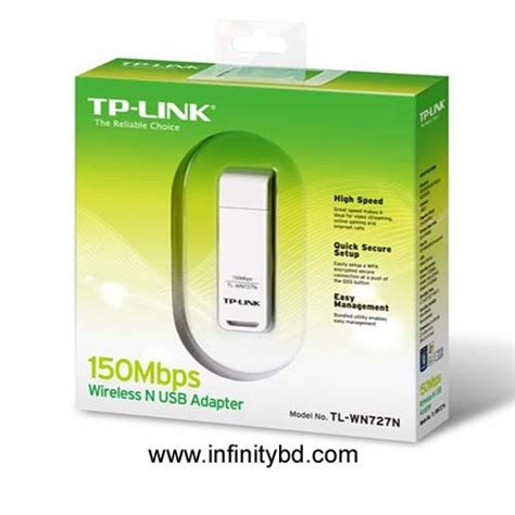 Wifi Dongle Tp Link Tl Wn727n tp link tl wn727n 150mbps wireless usb adapter