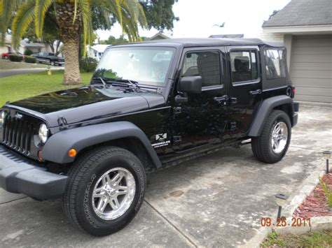 2009 Jeep Wrangler Unlimited 2009 Jeep Wrangler Pictures Cargurus