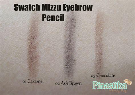 Mizzu Eyebrow Matic Pensil Alis pinastika review mizzu eyebrow matic