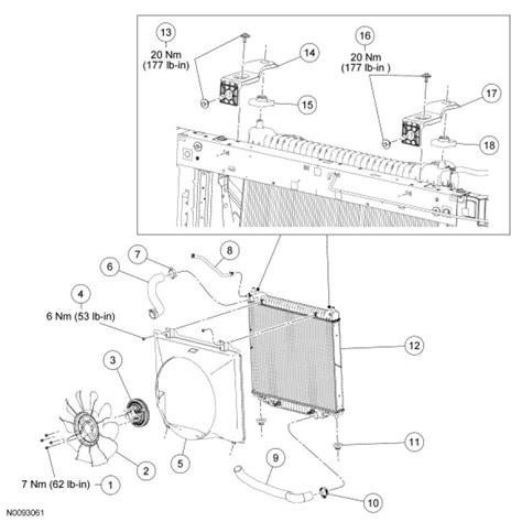 system diagram 1997 ford ranger cooling system diagram auto engine and