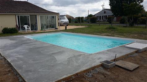 faire une dalle beton exterieur 4225 dalle beton autour piscine plans modernes travaux piscine