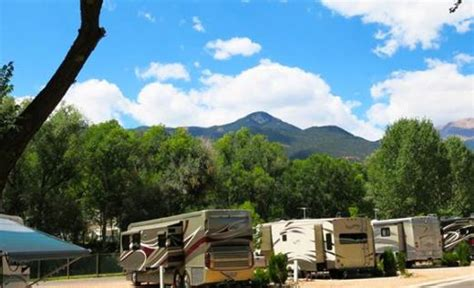 Garden Of The Gods Rv Park Reviews Garden Of The Gods Rv Resort Colorado Springs Colorado