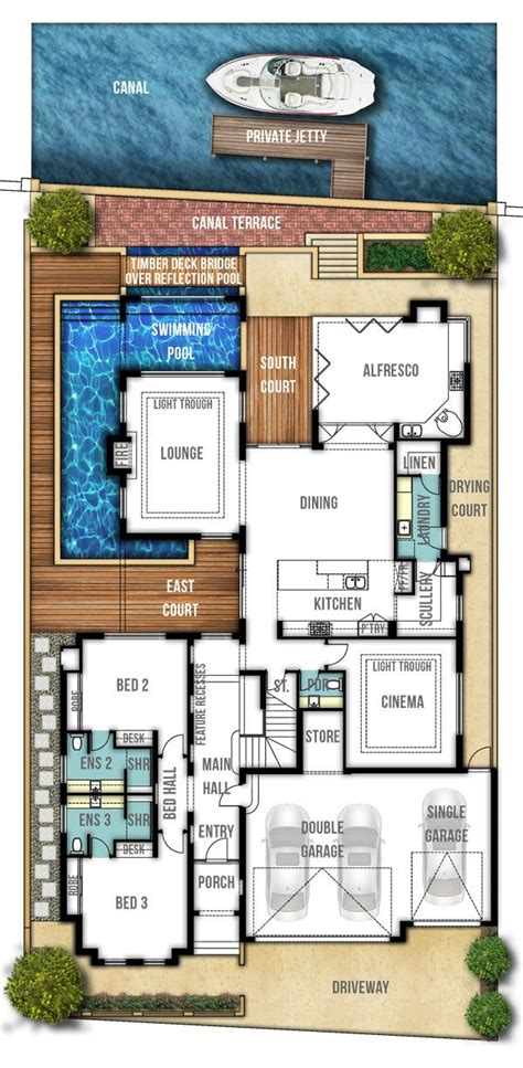 design your own 2 story home 25 best ideas about beach house plans on pinterest