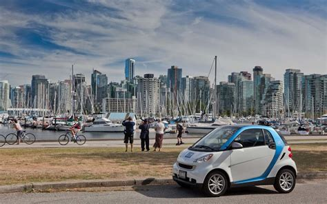 car2go proud to car2go car a new form of self service in montreal