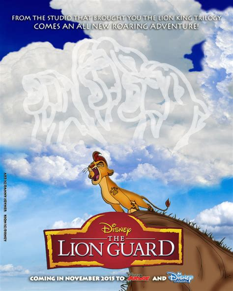 download film the lion guard sub indo the lion guard poster 000000001 by rdj1995 on deviantart