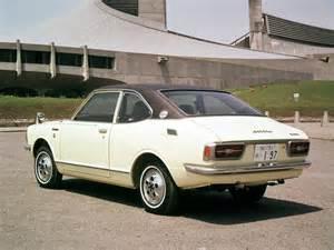 1970s Toyota Corolla Toyota Corolla Coupe Jp Spec 1970 74