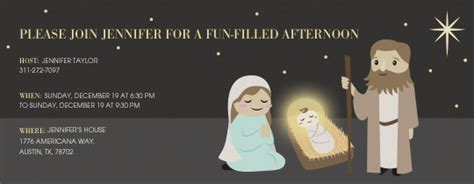 christmas invitations evite